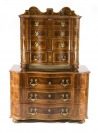 BAROQUE COMMODE WITH SUPERSTRUCTURE []