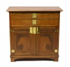 SALON CABINET WITH DRAWERS []