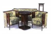 SALON SOFA SET []