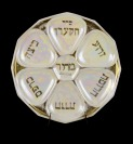 PASSOVER SEDER PLATE []
