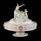TUREEN WITH ALLEGORY OF FRANCE []