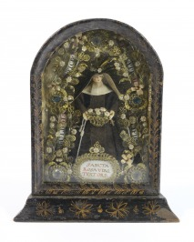 The reliquary of St. Rosa