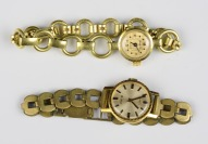 Two wrist watches []