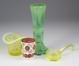 Set of glass objects []