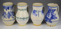 Set of folk jugs []