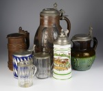 Set of tankards []