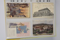 Collection of postcards: Brno before 1919 - 11 pieces. []