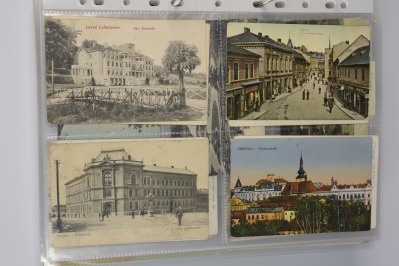 Collection of postcards: Moravia before 1919 - 11 pieces