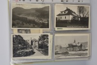 Collection of postcards: northern and central Moravia 1919-1939 - 23 pieces []