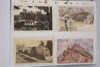 Collection of postcards: western and southwestern Moravia 1919-1939 - 16 pieces []