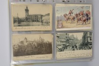 Collection of postcards: Prague before 1919 - 16 pieces []