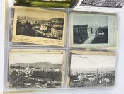 Collection of postcards: Bohemia before 1919 - 17 pieces []