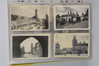 Collection of postcards: southwestern Bohemia 1919-1939 - 43 pieces []