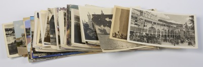 Collection of postcards: Topography of Bohemia - 86 pieces