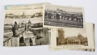 Collection of postcards: Topography of Czechoslovakia - 41 pieces []