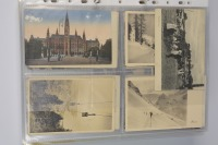 Collection of postcards: Austria and Germany 1919-1938 - 17 peices []