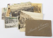 Collection of postcards: Topography of southern Europe (Italy, Spain, Portugal) - 52 pieces []