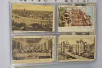 Collection of postcards: Europe before 1919 - 9 pieces []