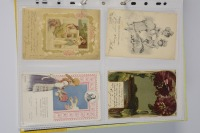 Collection of gratulatory postcards before 1919 - 13 pieces []