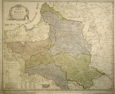 Map of Poland [Franz Joh. Jos. von Reilly (1766-1820)]