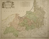 Map of Prussia [Franz Joh. Jos. von Reilly (1766-1820)]