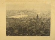 Panorama of Prague [Bohumil Kozina (1881-1949)]