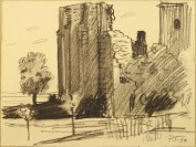 Collection of 12 drawings [Jan Konůpek (1883-1950)]