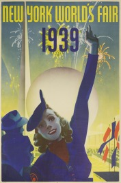 Poster New York World`s Fair 1939 [Stachie]