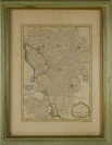 Two maps of Sardinia and Tuscany and Map of France [Vincenzo Pazzini Carli (1707-1769)]