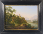 Landscape with a Castle [Anonym]