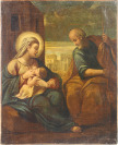 Rest on the Flight to Egypt []