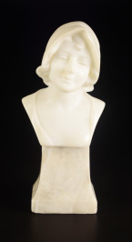 Bust of a Girl [Else von Beck (1888-1925)]