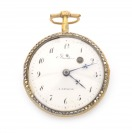 Pocket watch with enamels []