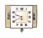 Kitchen Art Deco Clock []