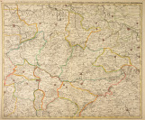 Map of Bohemian Kingdom [Pieter Mortier (1661-1711)]