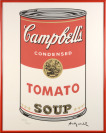 Campbell`s Soup [Andy Warhol (1928-1987)]