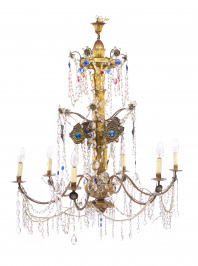 Biedermeier Chandelier