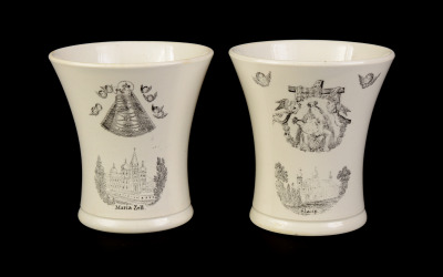 Two Commemorative Cups