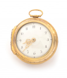 Pocket Watch with Keys