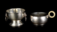 Four Silver Bowls []