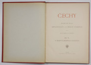 Čechy - 3 volumes [Various authors]