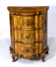 Commode with Three Drawers []