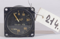 0214 Flap position indicator, de Havilland DH.98 Mosquito, original GB []