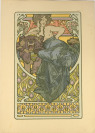 Documents Décoratifs, Tafel Nr. 47 [Alfons Maria Mucha (1860-1939)]