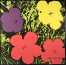 Blossoms [Andy Warhol (1928-1987)]