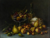 Still Life with Fruits [Neurčený autor]