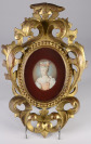 Two Portrait Miniatures: Louis XVI and Marie Antoinette []