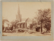 Tremadoc Church [Francis Bedford (1815-1894)]